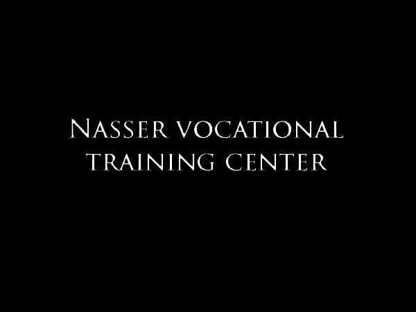 Nasser Vocational Training
